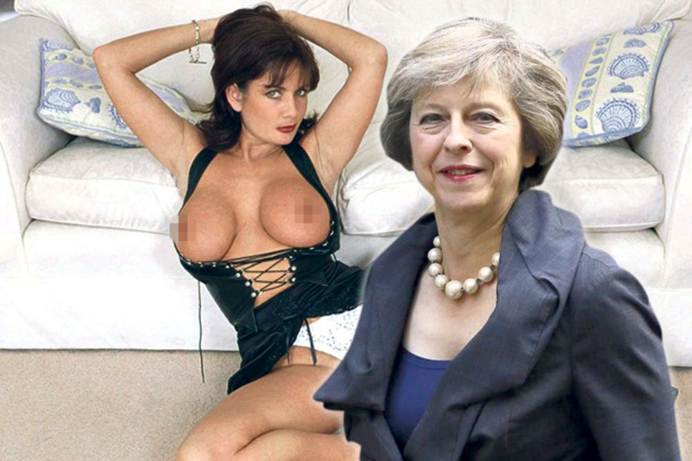 ZBRKA OKO TEREZE MEJ: Porno premijerka