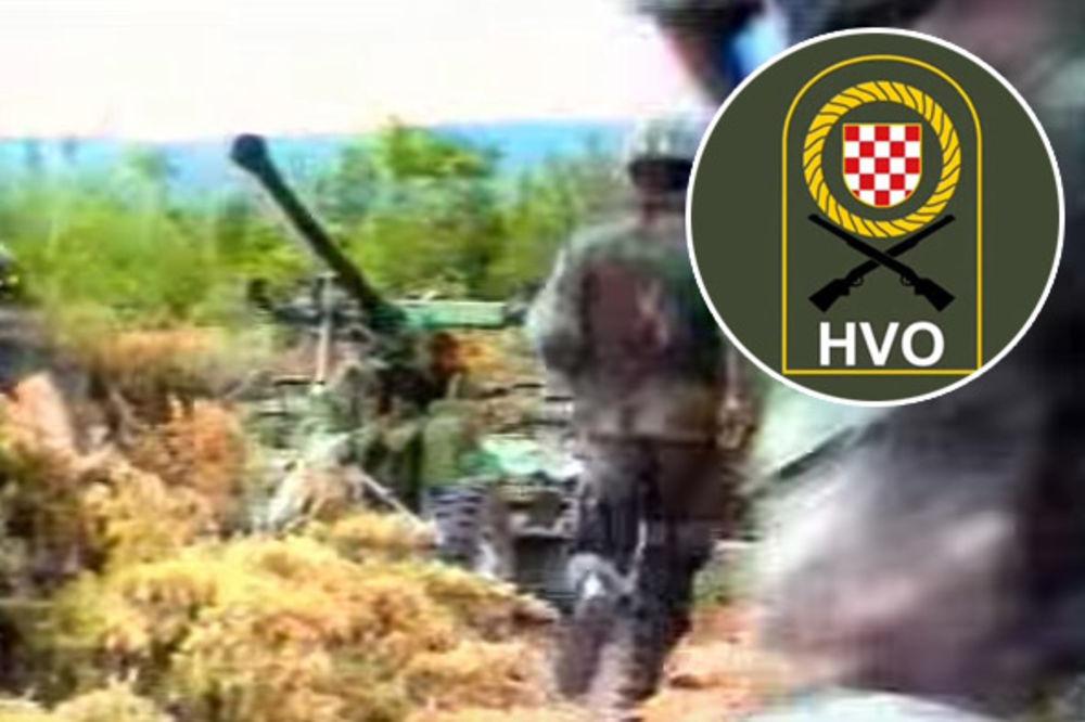 ISPLIVALI MONSTRUOZNI DOKUMENTI Hrvatsko vijeće obrane davalo pismene dozvole za silovanje Srpkinja