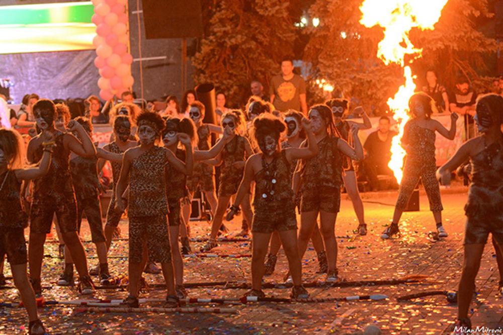 Spektakl : Zulu ratnici stigli u Vrnjačku Banju!
