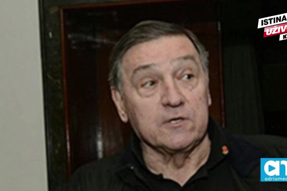 VIDEO MRKONJIĆ NEGIRA ISKAZ SVEDOKA TUŽILAŠTVA Ne znam ko je Luka Pejović, neka i mene pozovu na sud