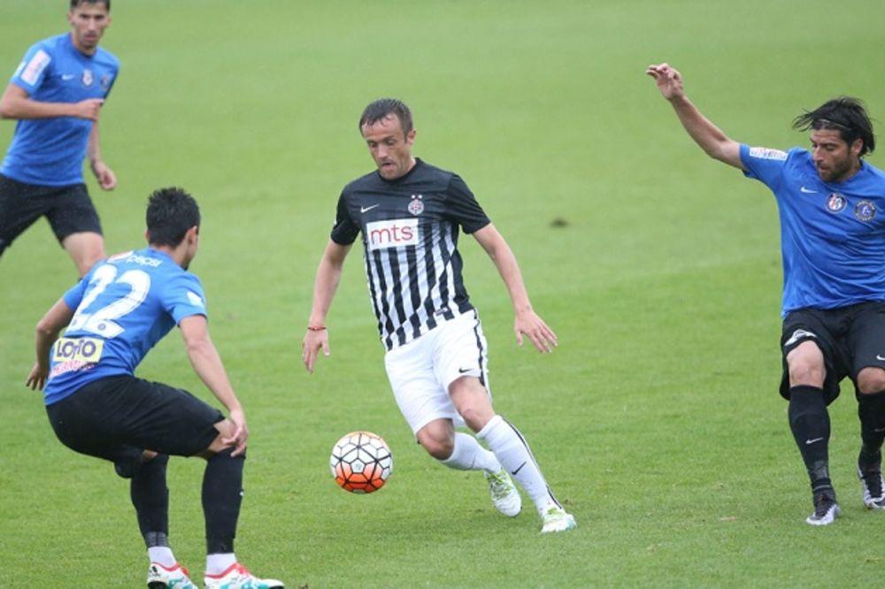 RADOVIĆ PO ODLASKU IZ HUMSKE: Sam sam birao Partizan, ali neću da se bilo ko igra sa mnom