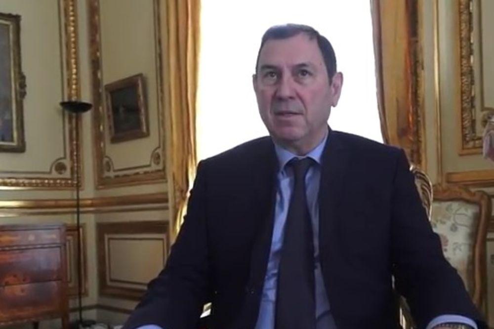 AMBASADOR SRBIJE U PARIZU RISTIĆ: Nema prijavljenih nestanaka Srba u Nici
