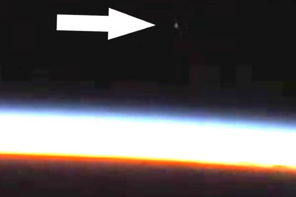 (VIDEO) NASA OPET ZATAŠKAVA NLO?! Kriju još jedan dokaz o vanzemaljskim letećim tanjirima
