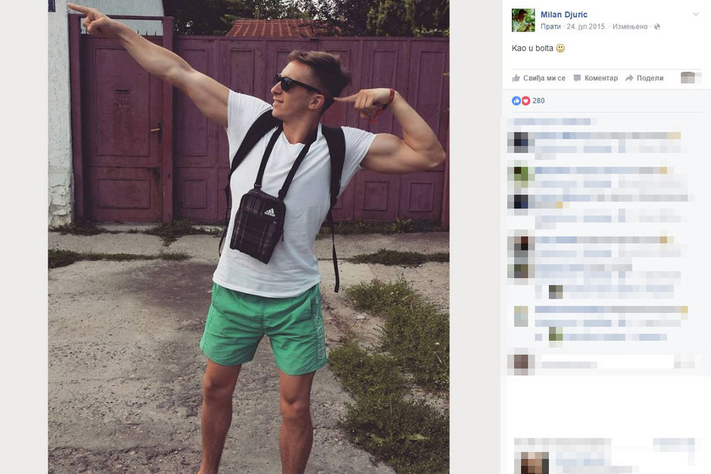 MILAN ĐURIĆ ZA KURIR: Zapalio je Fejsbuk ali i našao devojku sa Exita! Evo šta se dalje dešavalo...