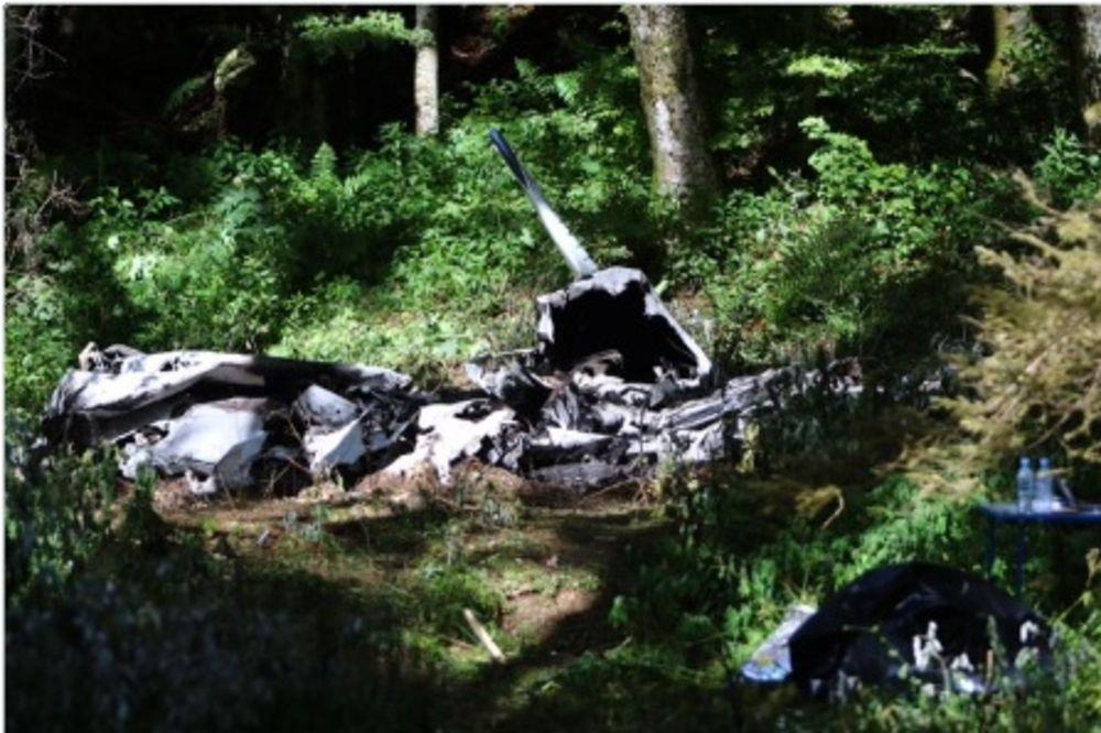 (FOTO) INTERNET MILIONER POGINUO U SLOVENIJI: U avionu izgoreo kofer sa milionima evra!