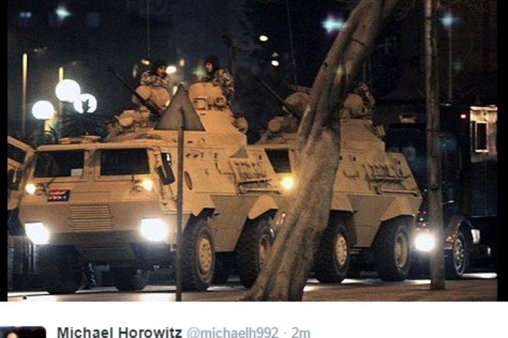 (UŽIVO) U TOKU DRŽAVNI UDAR U TURSKOJ: Ankaru i Istanbul nadleću avioni, u gradu se čuje pucnjava!
