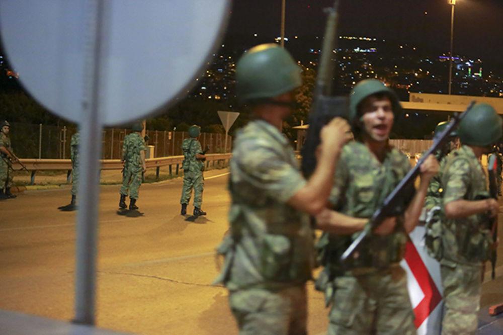 BOMBA NA PARLAMENT U ISTANBULU: Svedoci potvrdili eksploziju