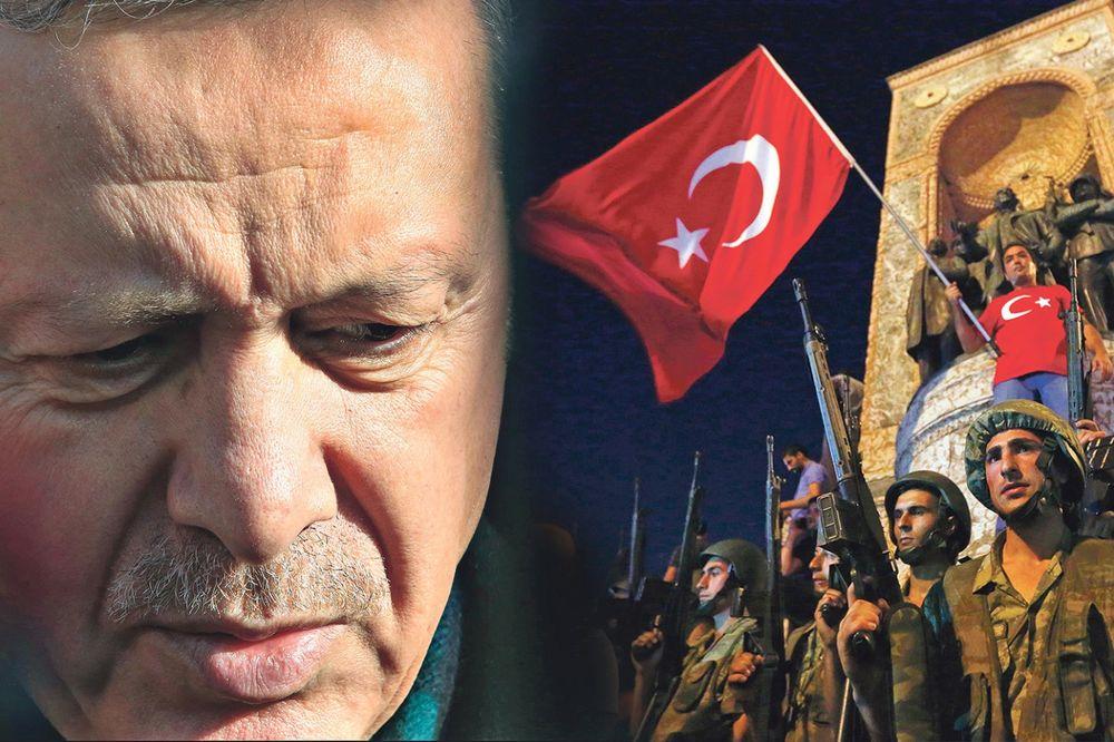 OVO JE PROMENILO TOK PUČA: Erdoganu život i vlast spasla stvar koju najviše mrzi