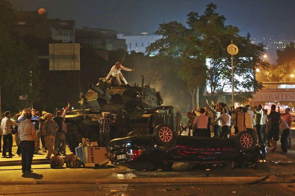 GROBLJE IZDAJNIKA U TURSKOJ: Tu će biti sahranjeni stradali pučisti i to bez verskih obrede!