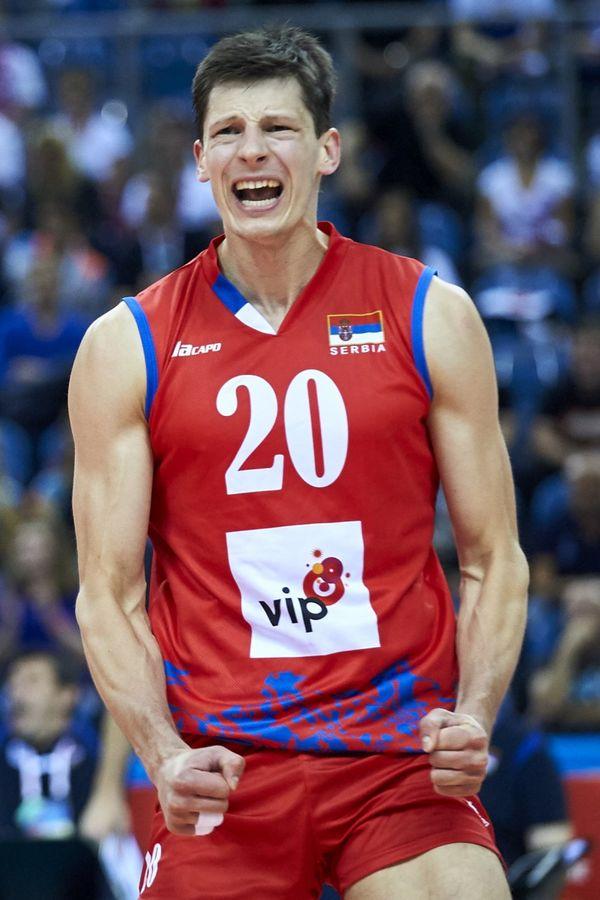 Srećko Lisinac, Foto: FIVB