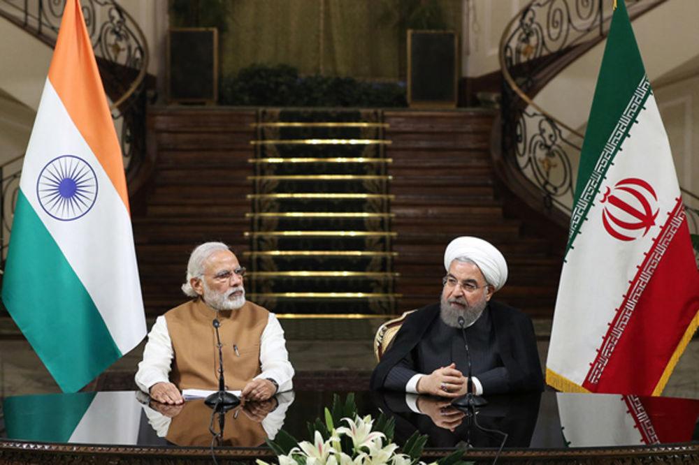 Trka za Aziju: Indija ulaže 500 miliona dolara u iransku luku, a evo i zašto