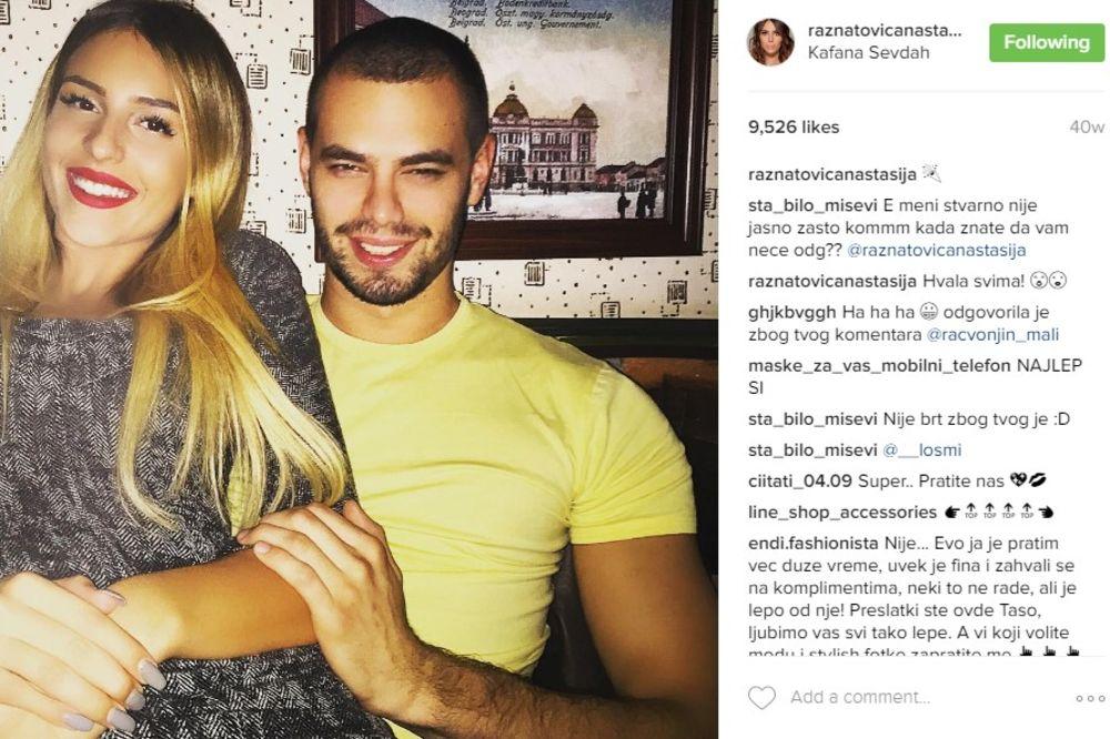 TERZIĆEV SIN DEMONSTRIRA SILU: Anastasijin dečko gađao novinara telefonom u glavu, a onda...