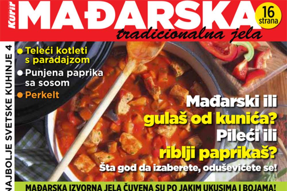 DANAS UZ KURIR: Mađarska tradicionalna jela