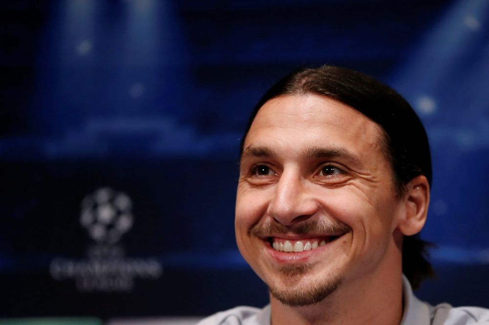 (VIDEO) ODGOVOROM SRUŠIO INTERNET: Zlatan Ibrahimović u svom stilu replicirao Eriku Kantoni