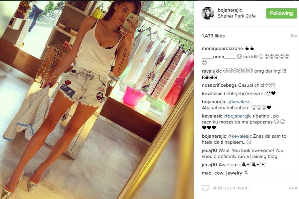 (FOTO) BOJANA RAJIĆ NA REMONTU: Stavila nove silikone u grudi i odmah se pohvalila na Instagramu