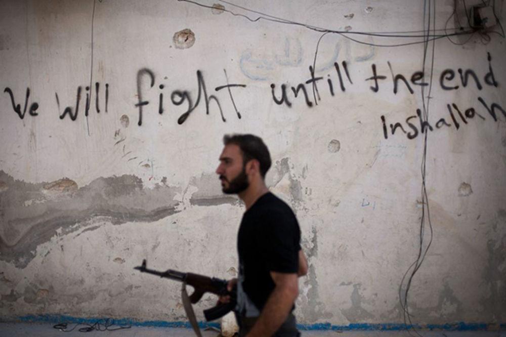 Pobunjenici u Alepu potpuno opkoljeni: Preko 200.000 ljudi pod opsadom