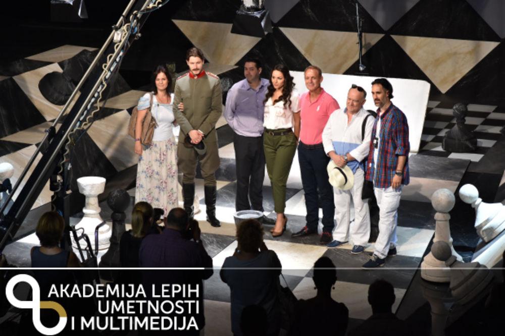 10 godina od prve epizode serije Zaboravljeni umovi Srbije