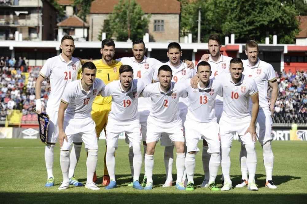 HRVATI MILJAMA DALEKO: Evo koliko vredi fudbalska reprezentacija Srbije