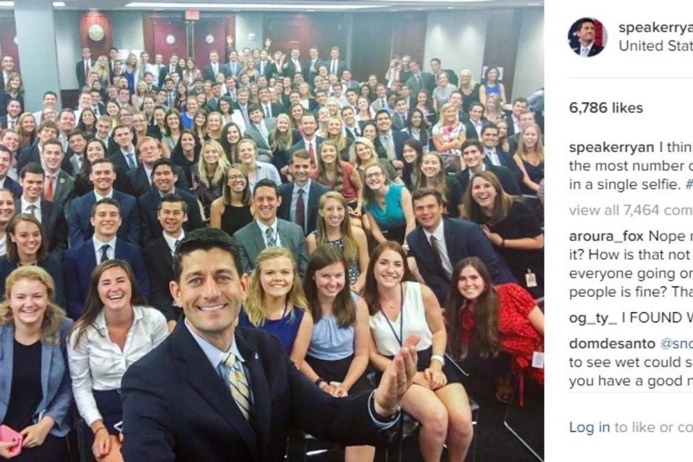 (FOTO) IZBACITE ULJEZA: Internet na nogama zbog fotografije iz Kongresa
