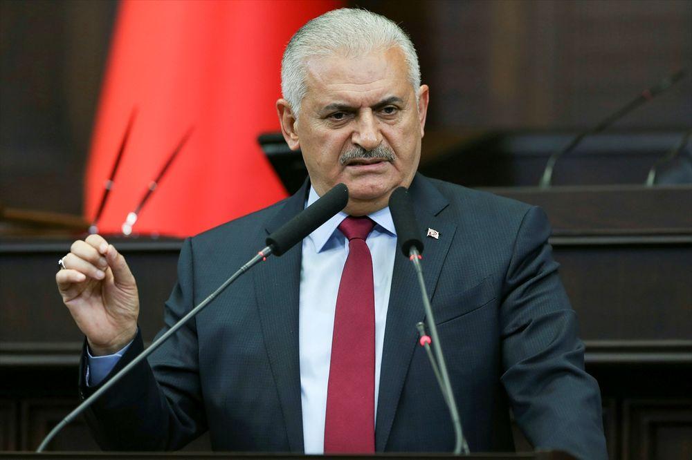 TURSKI PREMIJER NAJAVIO: Zatvoramo vojnu bazu i kasarne koje su koristili pučisti