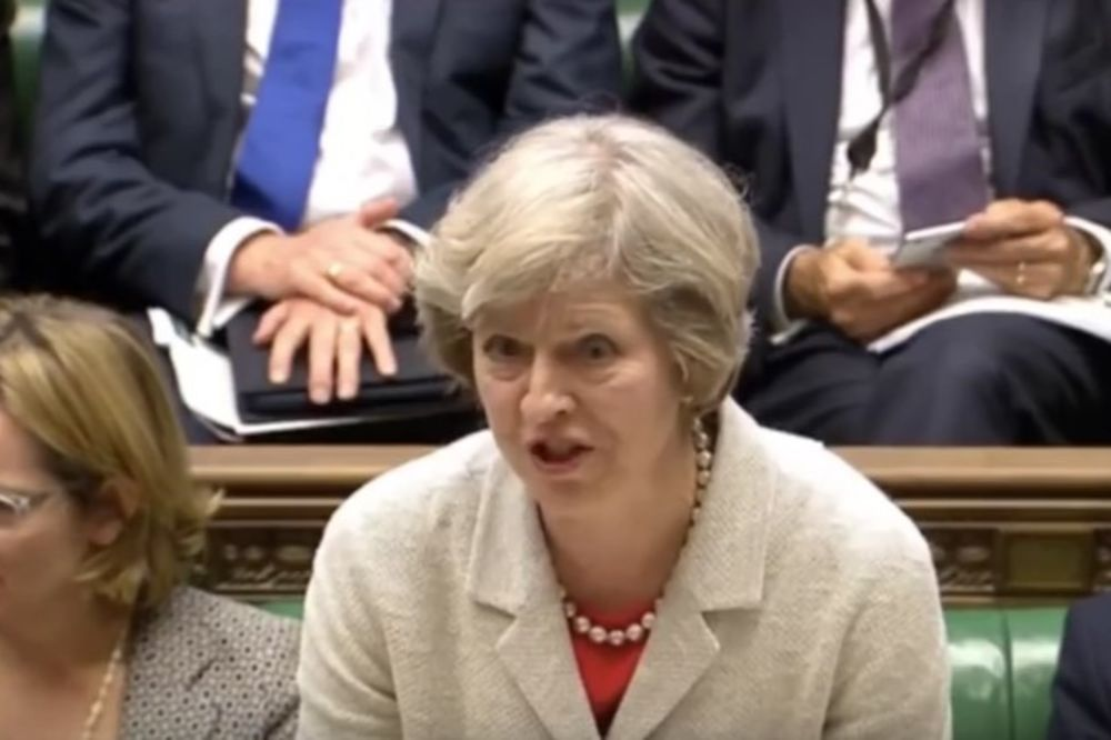 NOVA BRITANSKA PREMIJERKA ŠOKIRALA: Da, spremna sam da naredim nuklearni napad