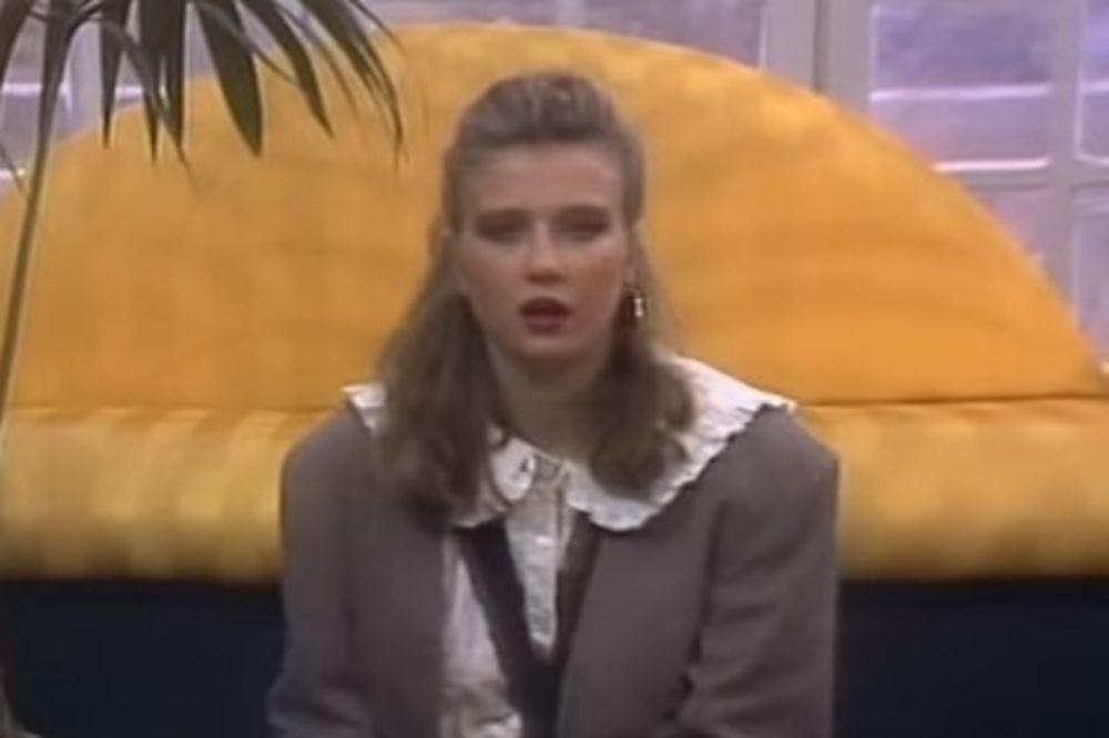 (FOTO) BILA JE JEDNA OD NAJLEPŠIH DAMA SFRJ: Svi su voleli njeno nežno lice, a danas izgleda ovako