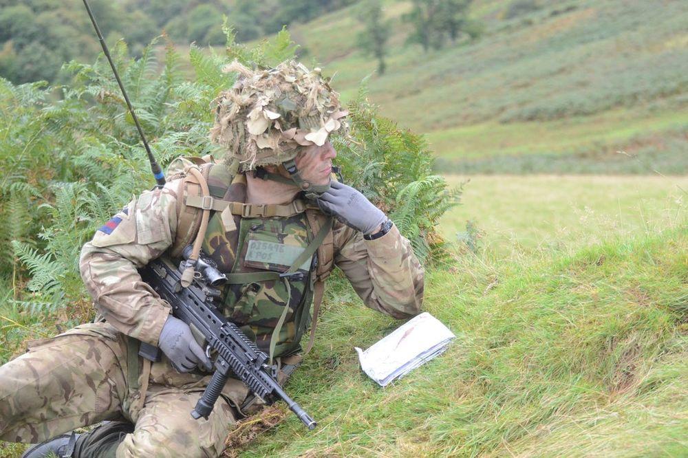 TOPLOTNI UDAR: Britanski vojnik preminuo tokom vežbi zbog velike vrućine