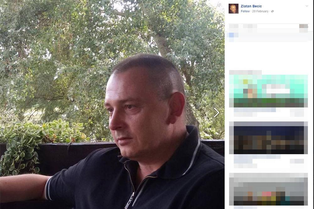 SVAĐA SE ZAVRŠILA KOBNO: Odbornika Zlatana Bećića zaklao sin