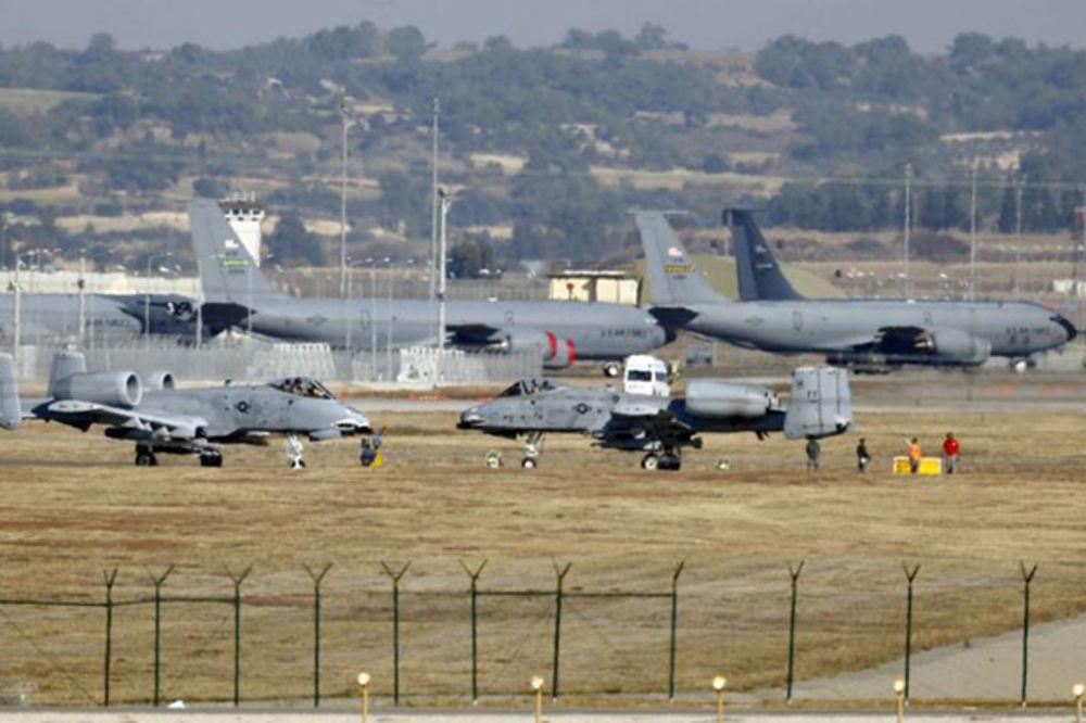 NOVI PUČ U TURSKOJ? 7.000 specijalaca opkolilo vojnu bazu Indžirlik!