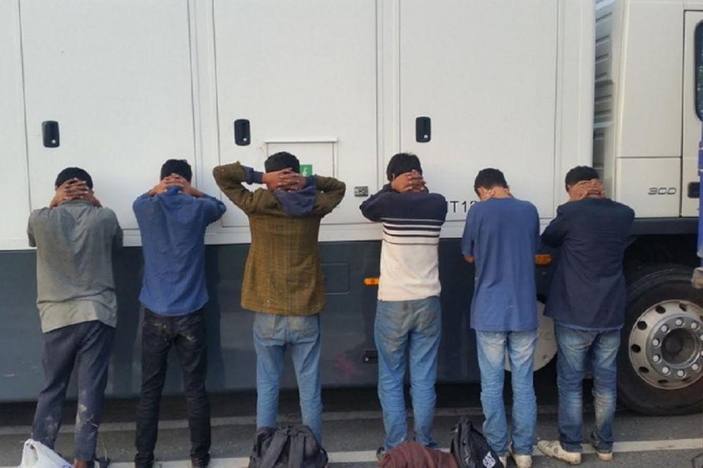 NIŠTA IH NE MOŽE ZAUSTAVITI: Migranti sve češće ilegalno prelaze granicu sa Hrvatskom