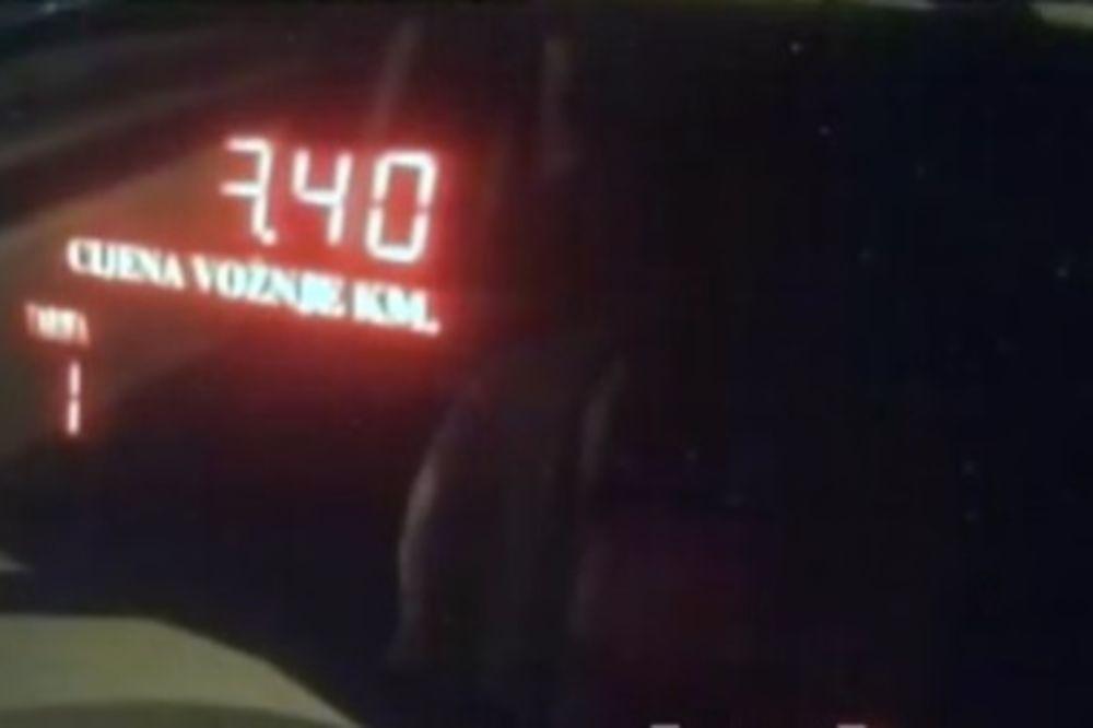 (VIDEO) OBJAVLJEN SNIMAK NAPADA U SARAJEVU: Dve devojke izbole i opljačkale taksistu!