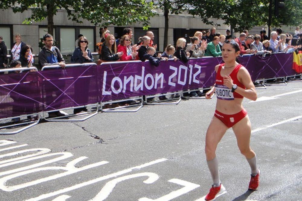 ŠOK U OLIMPIJSKOM TIMU: Srpska atletičarka ne ide u Rio zbog problema sa srcem