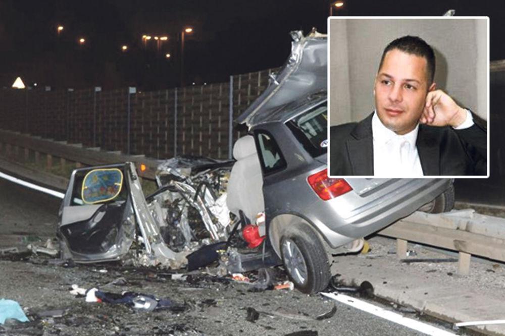Kosta Kolarski, Jovana Kolarski Kalaba, saobraćajna nesreća,