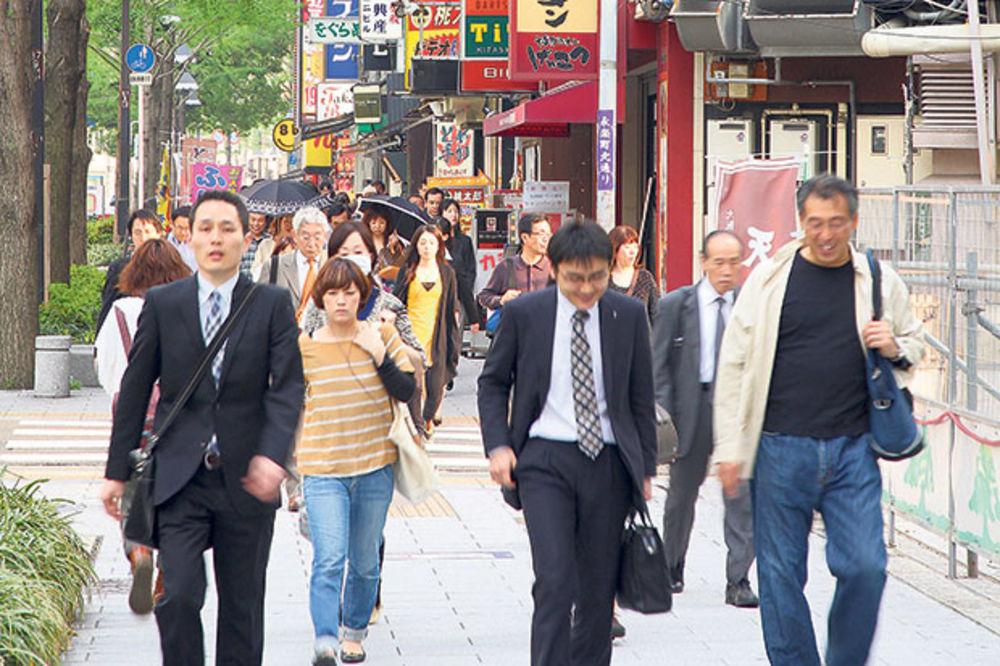 ZANIMLJIVO: U Japanu ulice nemaju imena