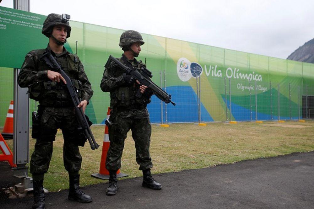 PLANIRALI NAPADE TOKOM IGARA: Uhapšen još jedan terorista u Brazilu
