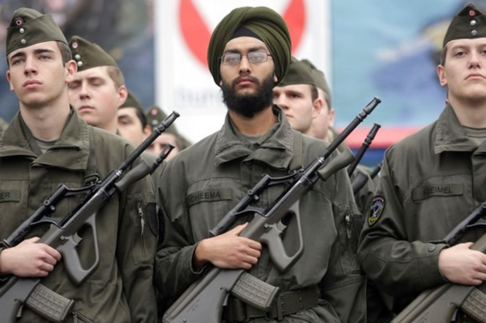 NOVA PRAVILA: Austrijski vojnici mogu da nose brade i koriste slušalice u slobodno vreme!