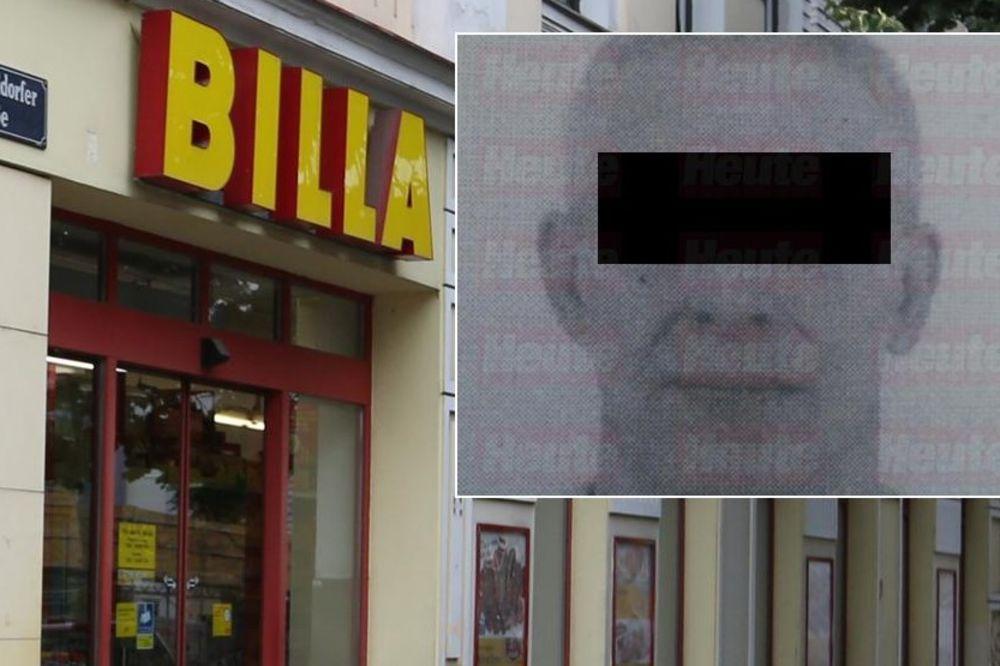 LIKVIDIRALI GA SPECIJALCI: Otkriveno ko je Bosanac koji je ubio policajca u Beču