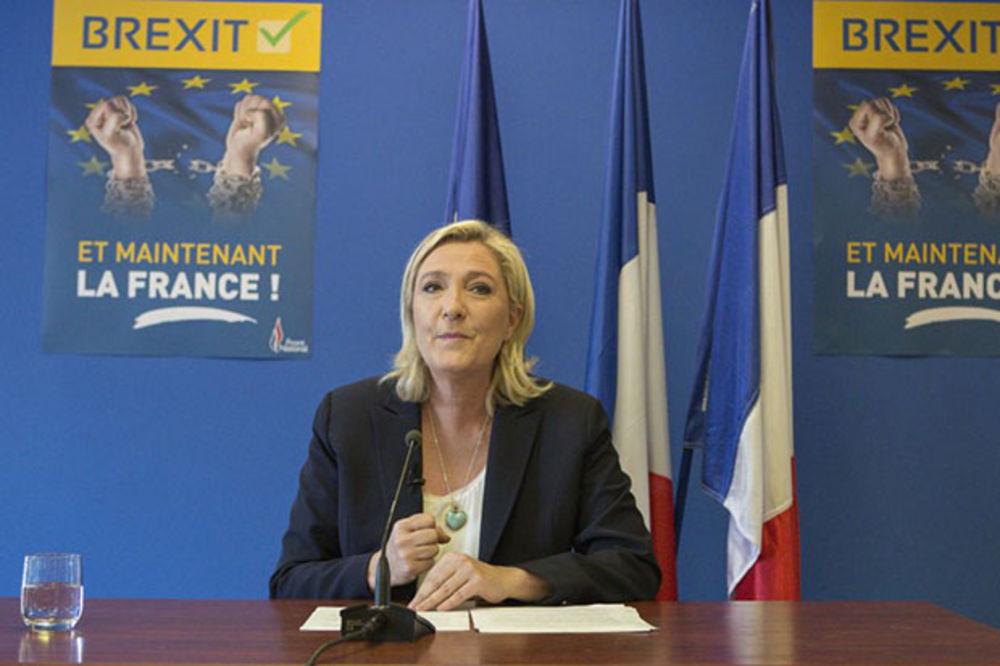 """Dolazi """"Frexit"""": Evo da li će Francuska napustiti EU"""