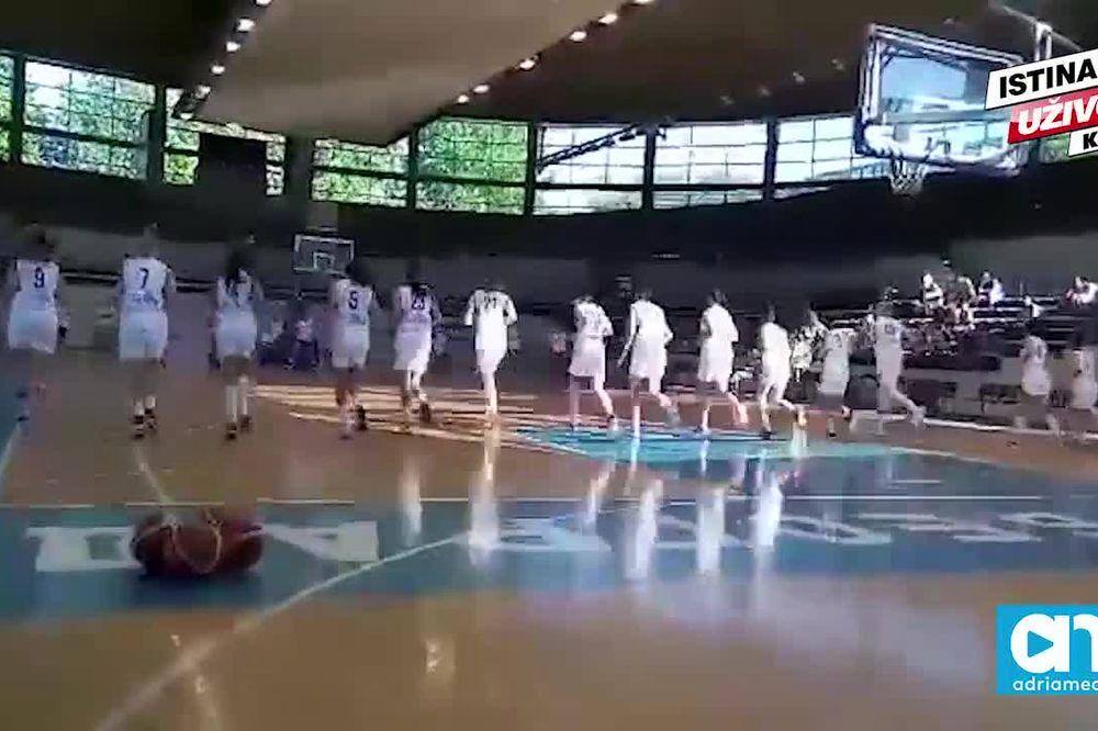 (KURIR TV) PRAZNIK ŽENSKE KOŠARKE: Košarkašice Srbije pred put u Rio ugostile Tursku