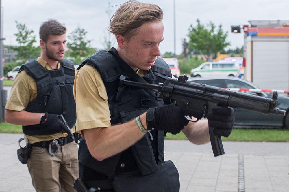 (FOTO) NAPAD NA NEMAČKU: U toku drugi teroristički napad na Minhen