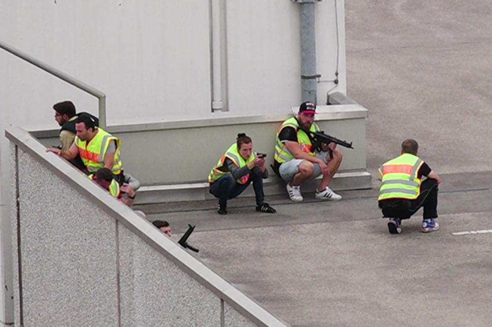 MInhen, teroristin papad na nemačku, ISIS, foto Reuters