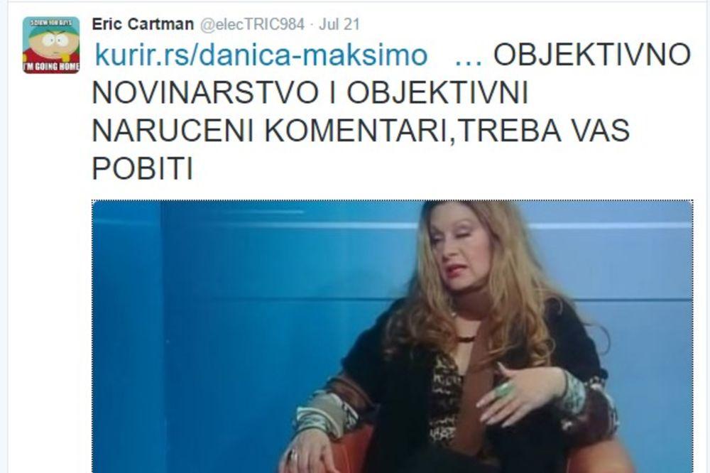 (FOTO) PRETNJE SMRĆU NOVINARIMA KURIRA: Javno pozvaju na ubijanje i linč!