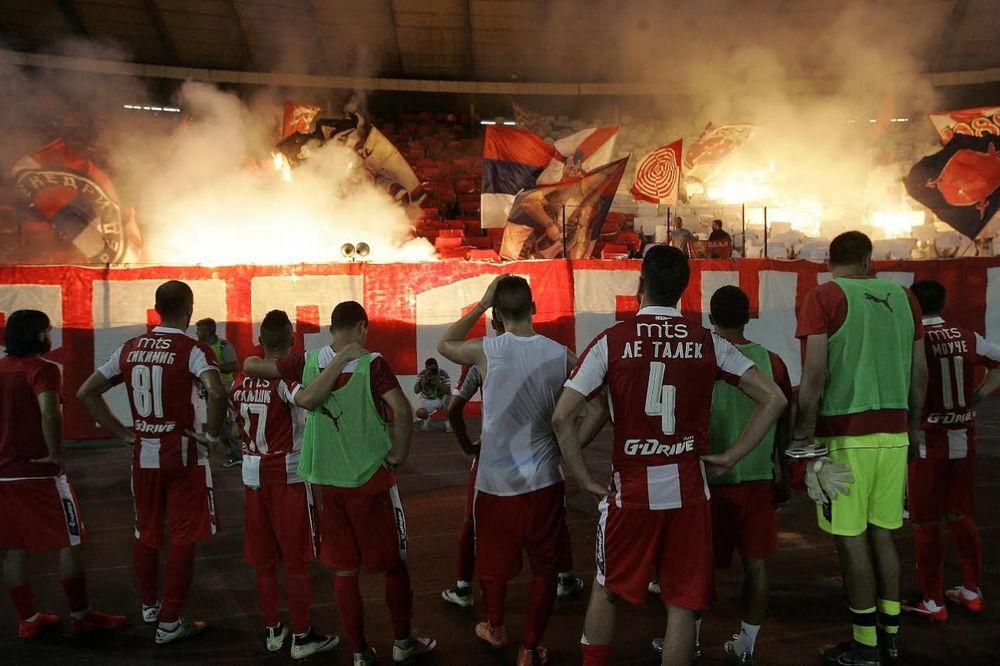 (VIDEO) Evo zašto su Delije pesmom Pukni zoro ispratile fudbalere Crvene zvezde u Bugarsku