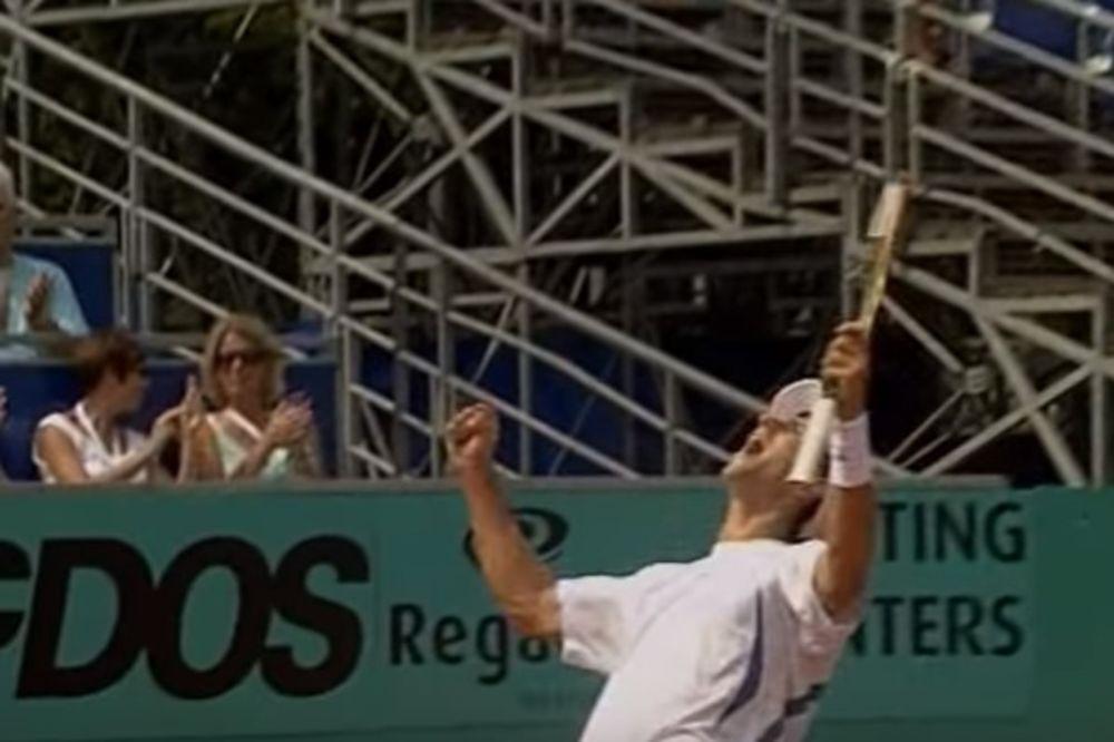 (VIDEO) PRE 10 GODINA POČELA ERA NAJBOLJEG: Đoković na današnji dan osvojio prvu titulu