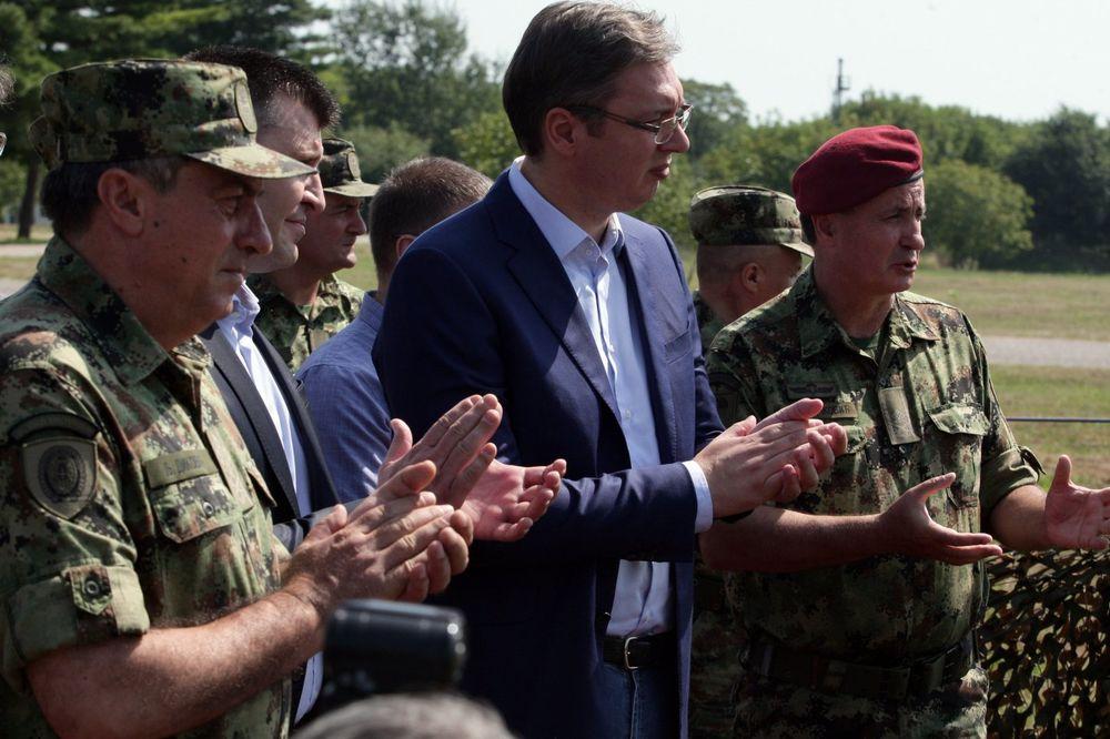 Vučić: Ako ne uspem, Vladu će formirati neko drugi