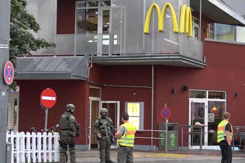POZVAO SVE NA BESPLATNU HRANU: Ovo je Fejsbuk status kojim je terorista namamio žrtve u Minhenu?!