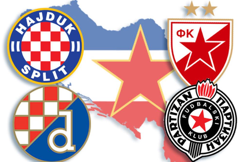 SFRJ LIGA U FUDBALU KREĆE 2018. GODINE: Evo koliko klubova iz Srbije će igrati