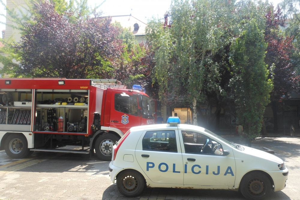 POŽAR U KIKINDI: Došao iz noćne smene i ugušio se u stanu