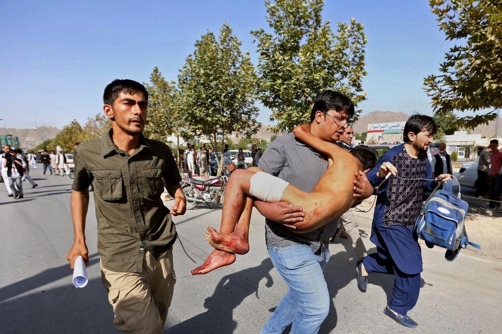 (UZNEMIRUJUĆE) NOVI NAPAD DŽIHADISTA: Bombaš se razneo, ostavio pustoš za sobom, najmanje 60 mrtvih