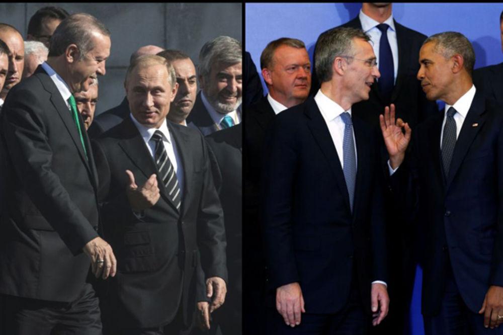 Američki ekspert: Što se tiče Rusije, Erdogan više nije na strani NATO
